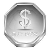 Buy now Button - 3D illustration