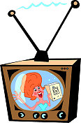 Funny Retro TV commercial