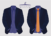Men's Suits collection.