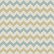 Seamless chevron pattern on linen texture