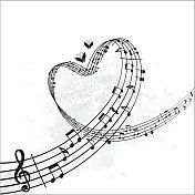 music from heart banner