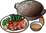 Mutton hot pot