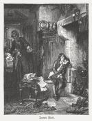 Even as boy studied James Watt, the effect of steam
