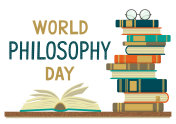 World Philosophy Day.