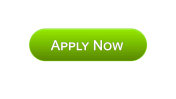 Apply now web interface button green color, online education program, vacancy