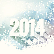 colorful new year background