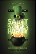 St. Patrick's Day Poster