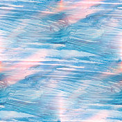 sunlight stroke blue paint brush color water watercolor isolated
