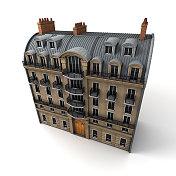 Classical architecture model