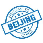 welcome to beijing label