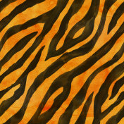 Tiger striped seamless background