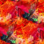 sunlight watercolor art red yellow seamless abstract texture han
