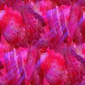 sunlight seamless background art hand watercolour red brush text