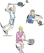 Tennis and Badminton