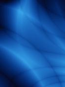 Shadow abstract modern blue wallpaper