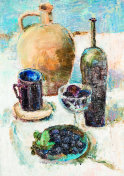 still life in classic style