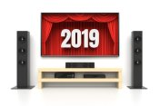 New Year 2019 home cinema