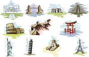 World Famous Monument