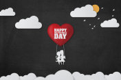 Valentines Day Young Adult Love Background