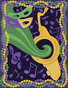 Mardi Gras Musical festival