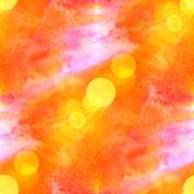 sun glare red purple yellow background watercolour brush texture