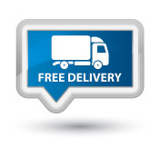 Free delivery prime blue banner button