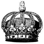 Crown | Antique Design Illustrations