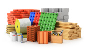 Materials for roofing, construction materials,