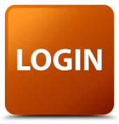Login brown square button