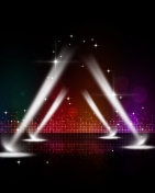 Disco Stage Spotlights