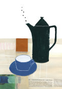 Coffee pot and Cup