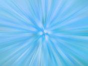 Radiant light blue star background.
