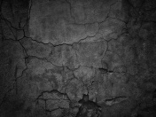 black wall with cracks texture for background