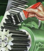 Painting Gears
