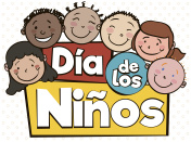 Multi-cultural Kids Celebrating Children's Day with Spanish Greeting