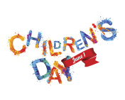 Children's day. June 1