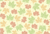 Leaf maple pattern