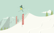 Ski Jump Freestyle