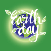 earth day concept. April 22