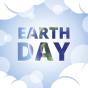 Earth Day title.