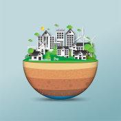 Save the eco earth.