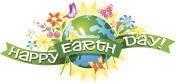 Happy Earth Day Heading