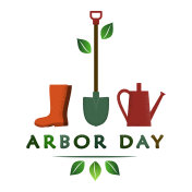 National Arbor Day - creative concept