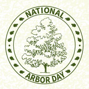 National tree planting day.