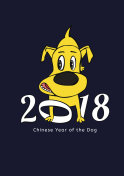 Yellow Dog Image