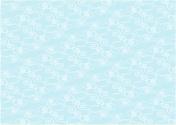 Illustration of blue wave(Japanese style)