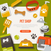 pet care banner
