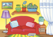 Room with furniture theme image 1