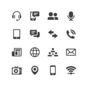 Universal Mobile Icons