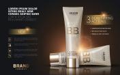 B.B. cream ads